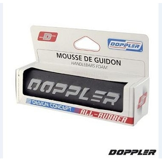 MOUSSE GUIDON DOPPLER NOIR/ARGENT
