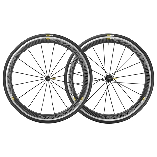 ROUES MAVIC COSMIC PRO CARBON BLACK