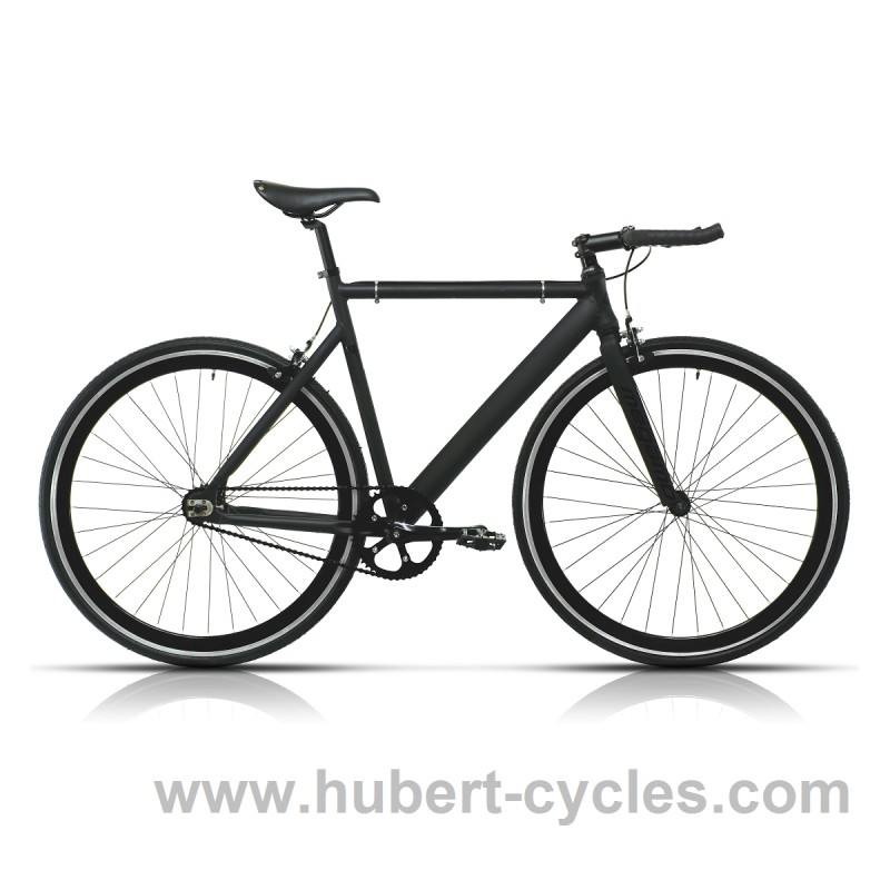 Achat velo fixie noname pro black hubert cycles for Housse de velo intersport