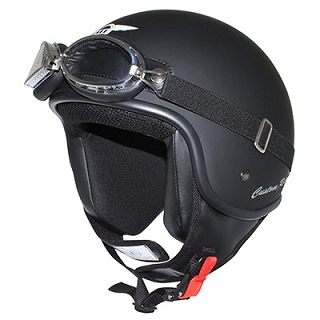 CASQUE JET CUSTOM RIDER