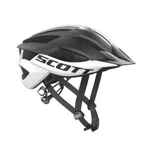 CASQUE SCOTT VTT ARX + BLACK/WHITE M