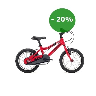 VELO ENFANT RB MX14 RED