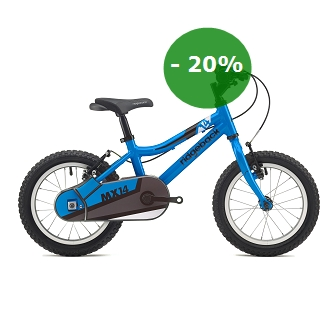 VELO ENFANT RB MX14 BLUE