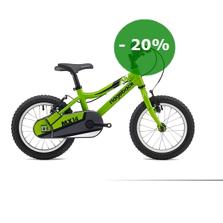 VELO ENFANT RB MX14 GREEN
