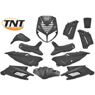 KIT COMPLET HABILL SPEEDF2NOIR METAL