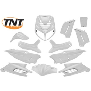 KIT COMPLET SPEEDFIGHT 2 BLANC