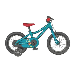 VELO SCOTT KIDS CONTESSA 14