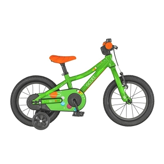 VELO SCOTT KIDS ROXTER 14