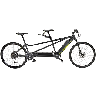 TANDEM DOUBLE BATTERIES E-VERSO