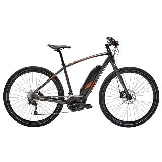 E-VERSO YAMAHA GRIS-ORANGE 48 400 WH