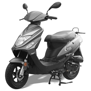 SCOOTER TNT MOTOR  ROMA 3 4 TEMPS 50CC