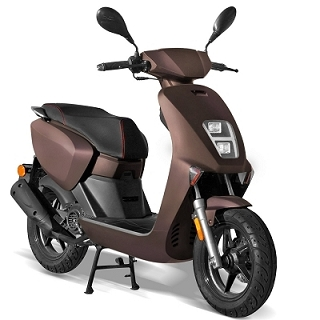 SCOOTER TNT MOTOR HALO 4 TEMPS 50CC 12