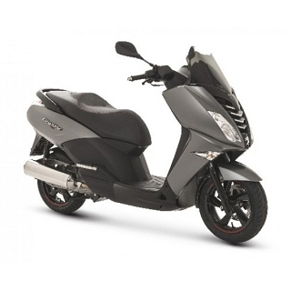 CITYSTAR 50 SCOOTER PEUGEOT BLACK EDDIT