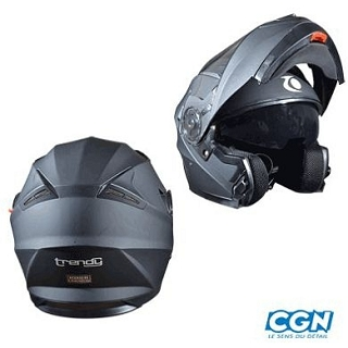 CASQUE INTEGRAL MODULABLE TRENDY 18 T-70
