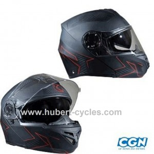 CASQUE INTEGRAL MODULABLE TRENDY 18T-701