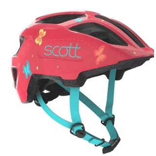 CASQUE SCOTT SPUNTO KID ROSE