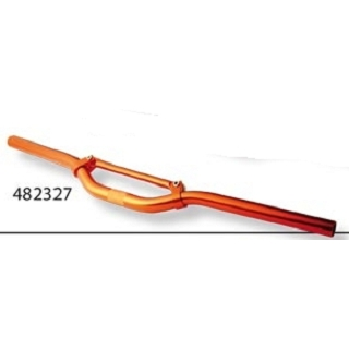 GUIDON CROSS ALU ORANGE D22/L600