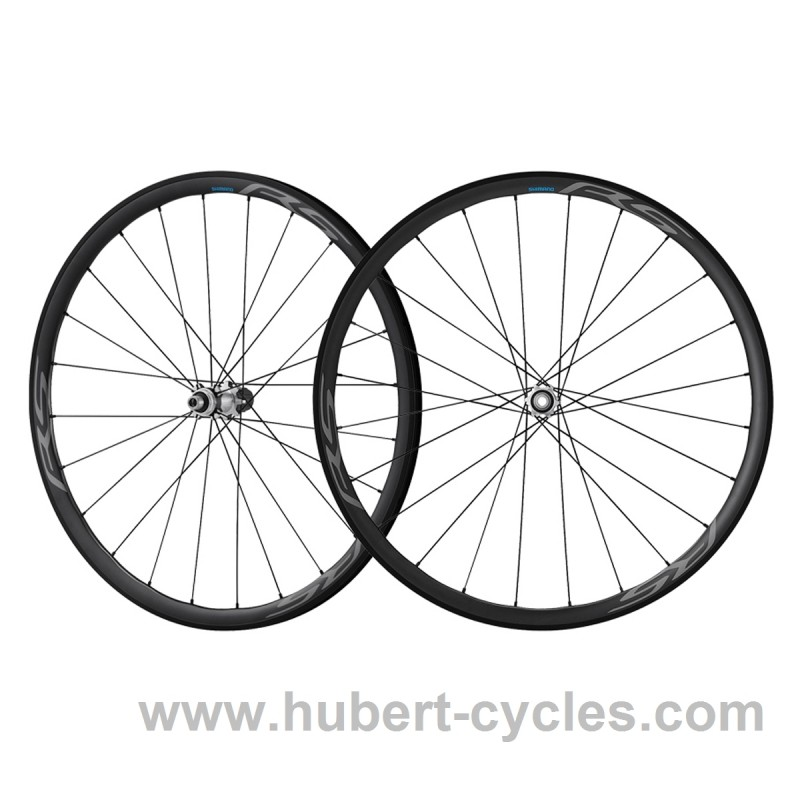 ROUES SHIMANO RS770 C30 10-11V
