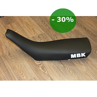 SELLE XLIMIT MBK GRAPHIQUE MBK BLANC
