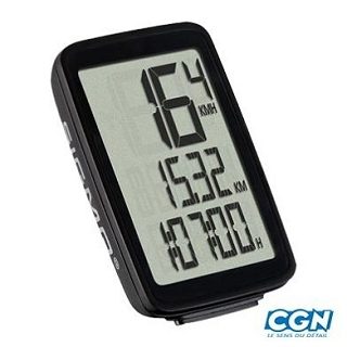 COMPTEUR VELO AV FIL SIGMA PURE1 5 FCTS