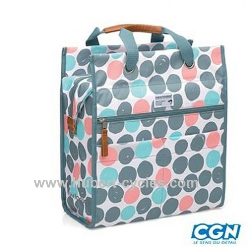 SACOCHE PORTE BAGAGE LILLY 18L