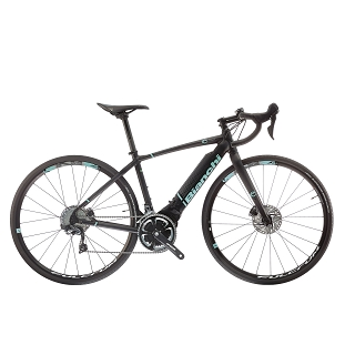 IMPULSO E-ROAD ULTEGRA DISC 11SP