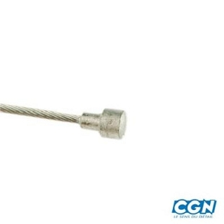 CABLE FREIN 51 1.20M 18/10E