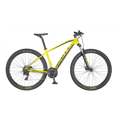 VTT SCOTT ASPECT 960 JAUNE
