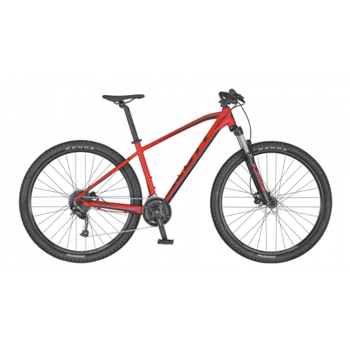 VTT SCOTT ASPECT 950 ROUGE XS