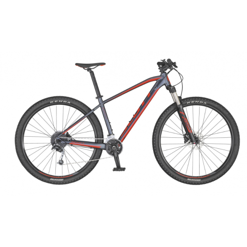 VTT SCOTT ASPECT 940 RED XXL