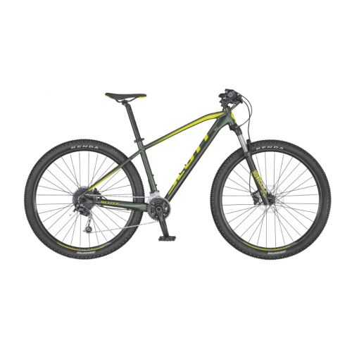VTT SCOTT ASPECT 930 GREEN XL