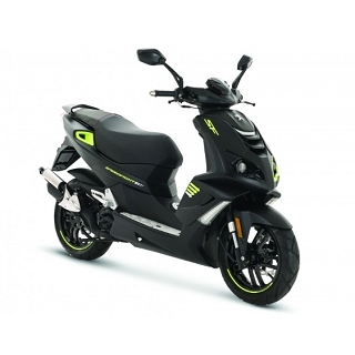 FIGHT4 50CC SCOOTER PEUGEOT DARKSIDE