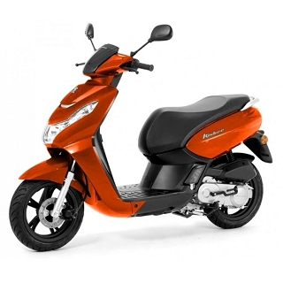 SCOOTER KISBEE 4T SCOOTER PEUGEOT
