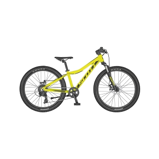 VELO SCOTT SCALE 24 DISC JAUNE