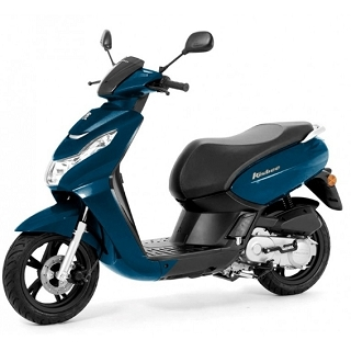 SCOOTER KISBEE 2T SCOOTER PEUGEOT