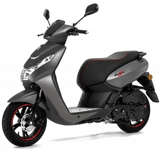 SCOOTER KISBEE 2T RS PEUGEOT
