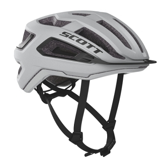 CASQUE SCOTT ARX VOGUE SIVER BLACK TM