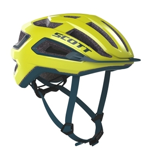 CASQUE SCOTT ARX RADIUM YELLOW TM