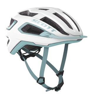 CASQUE SCOTT ARX WHITE BLUE TM