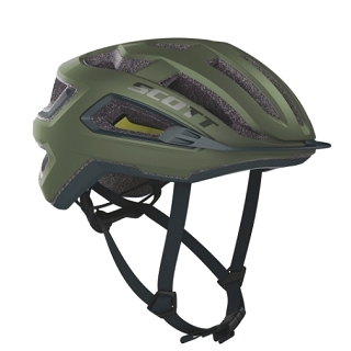 CASQUE SCOTT ARX PLUS GREEN NIGHT TM