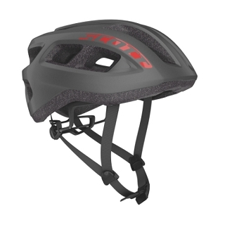 CASQUE SCOTT SUPRA ROAD GREY RED T U