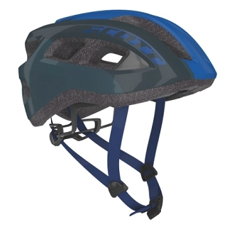 CASQUE SCOTT SUPRA ROAD NIGHTFALL BLU TU