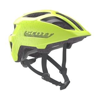 CASQUE SCOTT SPUNTO JUNIOR YEL FLUO TU