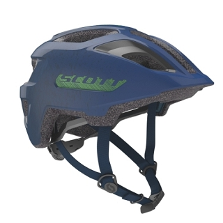 CASQUE SCOTT SPUNTO JUNIOR BLU