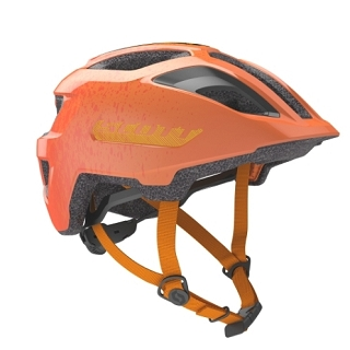 CASQUE SCOTT SPUNTO JUNIOR ORANGE TU