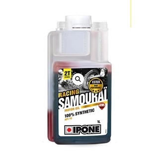 HUILE IPONE SAMOURAI RACING FRAISE 1L