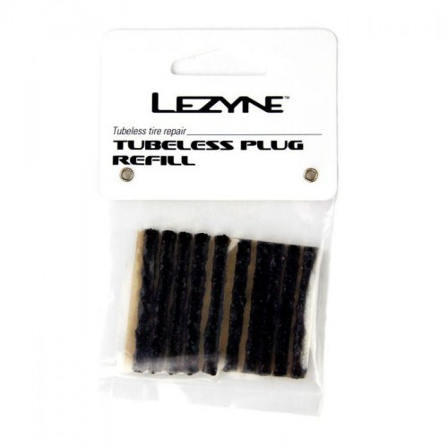 KIT 10 PLUG REPARATION TUBELESS LEZYNE