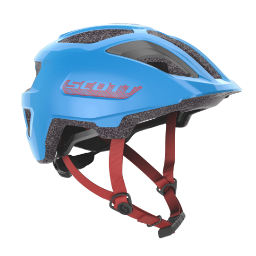 CASQUE ENFANT SCOTT JR SPUNTO ATLANTIC BLUE