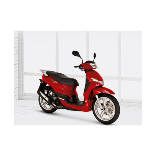 SCOOTER PEUGEOT TWEET ACTIVE 50 E5 RED