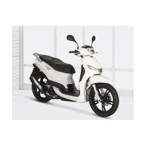 SCOOTER PEUGEOT TWEET ACTIVE 50 E5 WHITE